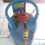 Pemasangan PENGHEMAT GAS untuk Kompor Elpiji