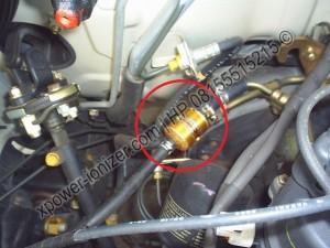 Pemasangan Penghemat BBM untuk Toyota KIJANG LGX 1800cc - Xpower XP7000G
