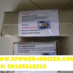 Kiriman XPower penghemat BBM , 12-9-2012 ,ke BANDA ACEH, Semarang
