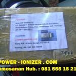 Kiriman XPower penghemat BBM , 8-9-2012 , Ke Bpk Edy Ermanto