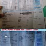 RESI Kiriman XPower penghemat BBM , 12-9-2012