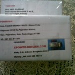 Paket pengiriman XPOWER tgl 10-11-12 001 [xpower-ionizerDOTcom]